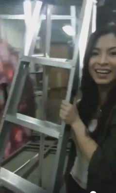 THROWBACK: Robin Padilla And Vhong Navarro Did This To Angel Locsin During Their Toda Max Days!
