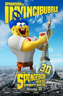 Film The SpongeBob Movie Sponge Out of Water (2015) Full Movie