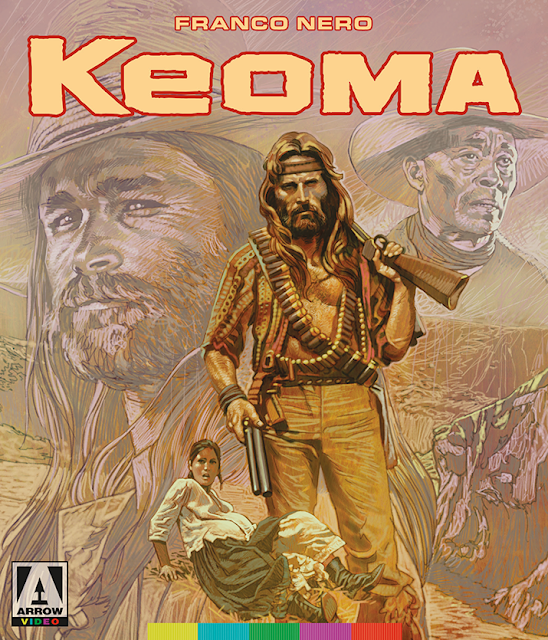 Keoma blu-ray from Arrow Video