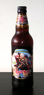 Piwo Trooper | Iron Maiden | Butelka
