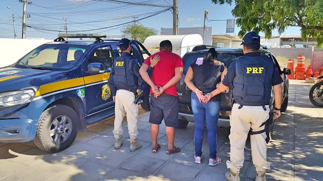 Casal é preso com 4,2 kg de cocaína boliviana e R$ 44 mil em dinheiro