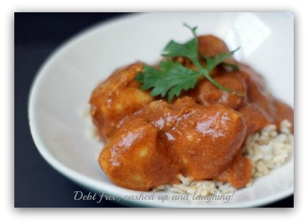 MOO Butter Chicken from the Cheapskates Club Chicken Recipe File Click through for the recipe