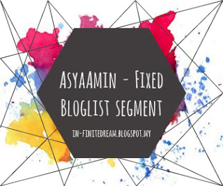 AsyaAmin - Fixed Bloglist Segment