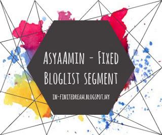 AsyaAmin - Fixed Bloglist Segment