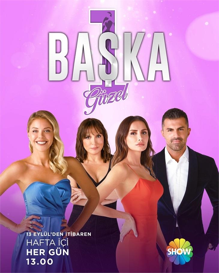 """Yeni moda yarışması """"Bir Başka Güzel""""in afişi yayınlandı!"""