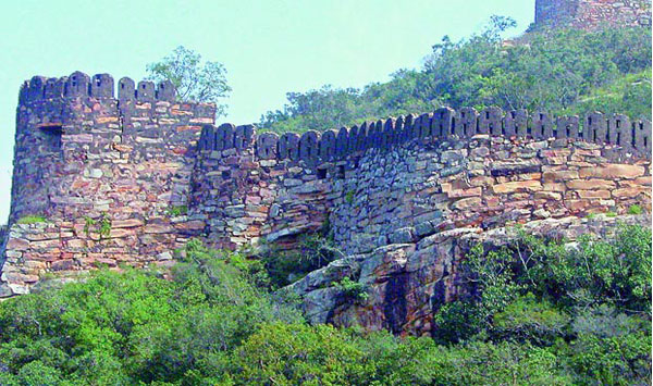 Udayagiri Fort