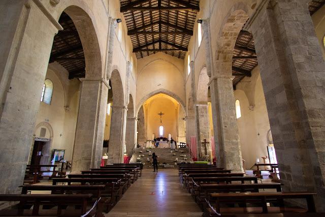 Abbazia di San Giovanni in Venere-Fossacesia-Interno