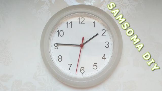 تدوير ساعة قديمة / اعادة تدوير ساعة قديمة / تزيين وتجديد ساعة حائط قديمة  / عندك ساعة قديمة / افكار لتزيين غرف الاطفال  /  افكار ابداعية لتزيين غرف المنزل/ اعمال يدوية /  اصنعيها بنفسك   / Home Decor Ideas  / DIY KIDS ROOM DECOR / recycle ideas for home/  /  Amazing Recycle DIY  / DIY ROOM DECOR / DIY: Designer Wall Clock
