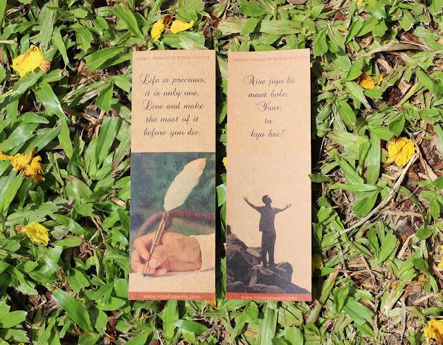 Ronak Sawant Bookmarks