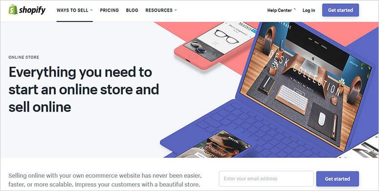 Skalabilitas Shopify