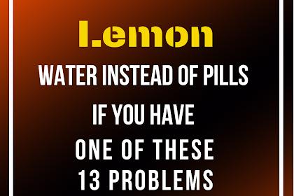 Drink Detox Lemon Water Instead Of Pіllѕ If Yоu Hаvе One Of Thеѕе 13 Problems