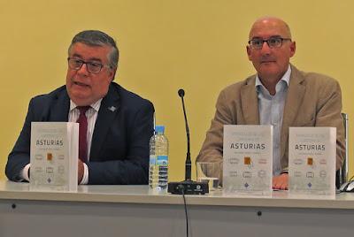 Libro: Matasellos de las Carterías de Asturias de Orlando Pérez Torres