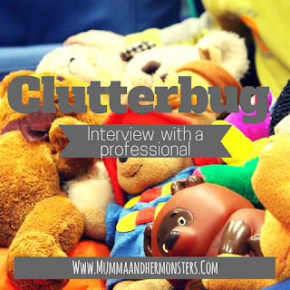 clutterbug promo poster