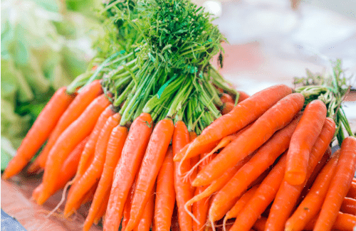 Carrot benefits for body and skin
