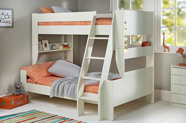 Save-Money-&-Space-with-These-Great-Space-Saving-Kids-Beds-room-to-grow-solitaire-white-triple-bunk-bed