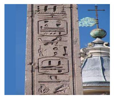 Roma e l'Egitto - Passeggiata serale sulle tracce degli antichi Egizi a Roma