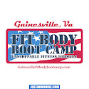 Gainesville Fit Body Boot Camp July 4th Graphic Design