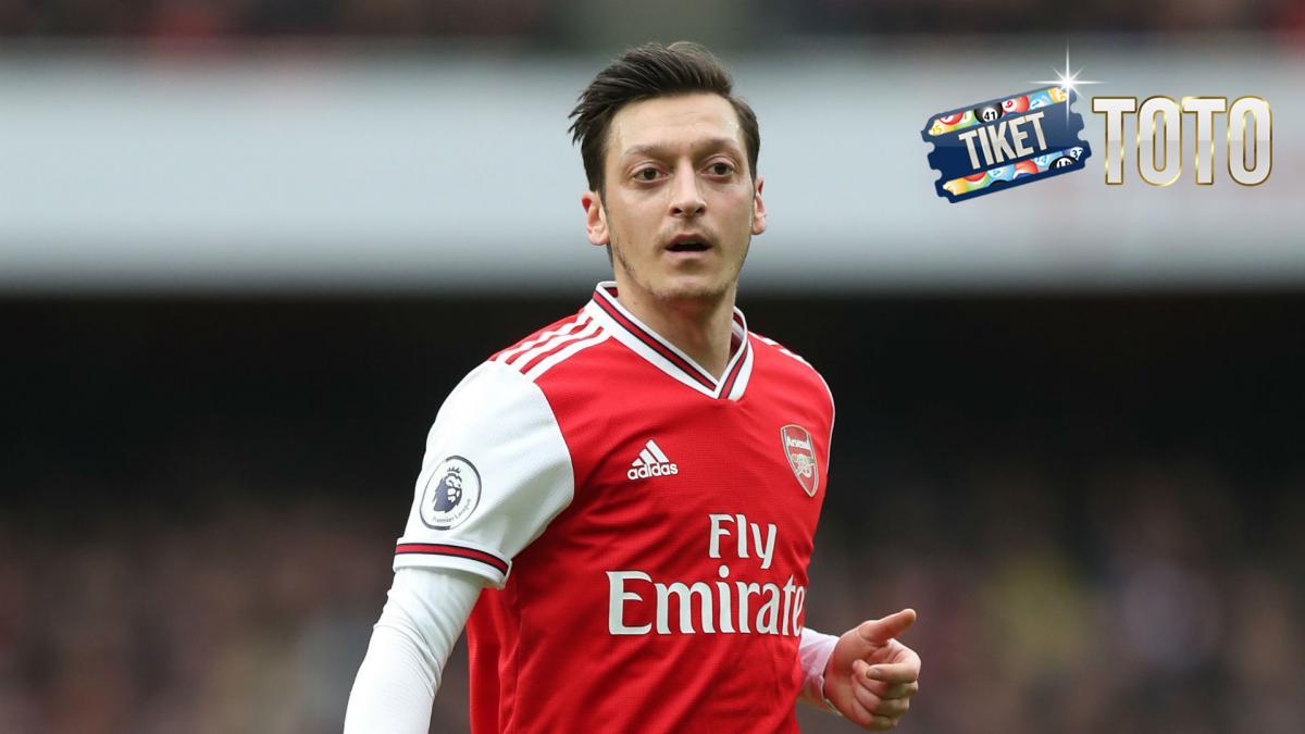Mesut Oezil: Situasi Arsenal Saat Ini Bikin Frustrasi