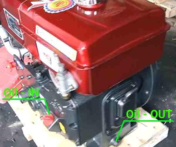 cara+mengganti+oli+mesin+diesel+dongfeng