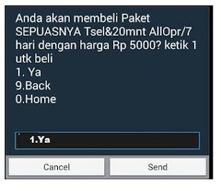 Cara daftar paket nelpon unlimited telkomsel  Paket Nelpon Unlimited Telkomsel Murah