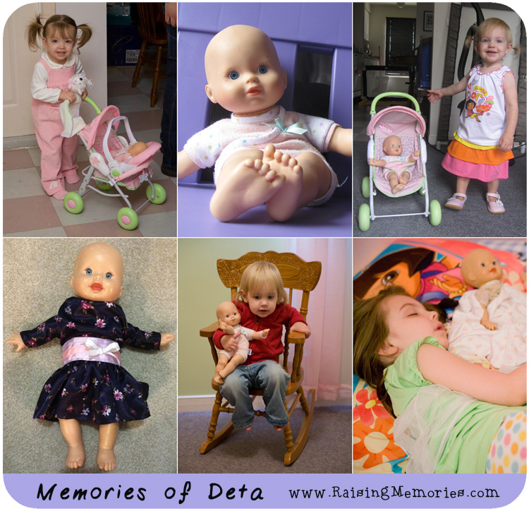 Fisher Price Little Mommy Newborn Doll