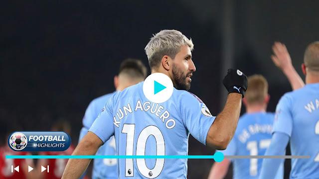 Sheffield United vs Manchester City Highlights
