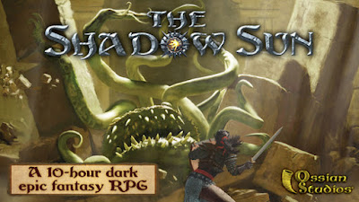 Download Free The Shadow Sun iPhone iPad Mobile App Game