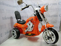 1 Motor Mainan Aki DoesToys DT9908 Moge