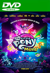 My Little Pony: La Película (2017) DVDRip Latino AC3 5.1