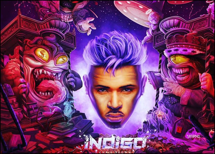 chris brown indigo Album