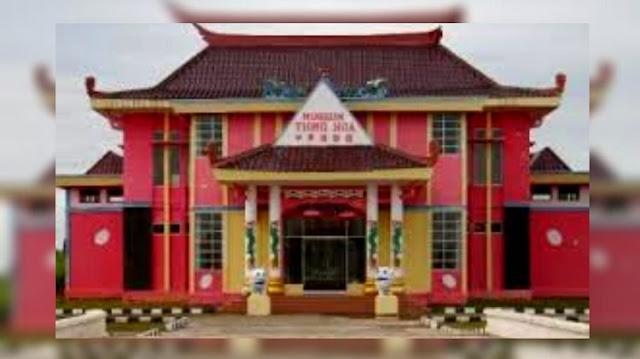 Objek Wisata Museum Tionghoa di Kabupaten Rohil