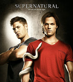 Supernatural Jared Padalecki and Jensen Ackles
