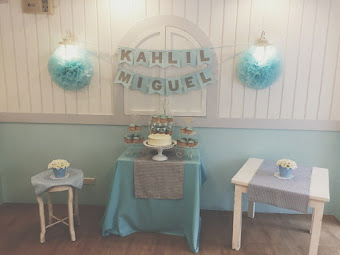 Stacy's BGC: an intimate Baby Shower Party for Miguel