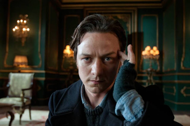 James McAvoy as Charles Xavier