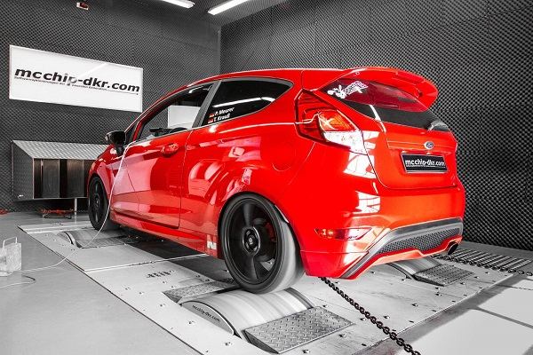 Ford Fiesta ST by Mcchip-dkr