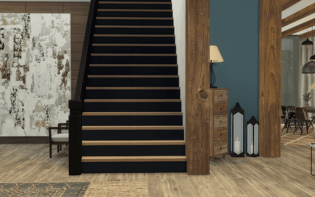 sims 4 déco luxe