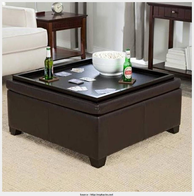 Incredible Storage Coffee Table Ottoman Trends