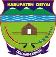 Lambang / Logo Kabupaten Deiyai