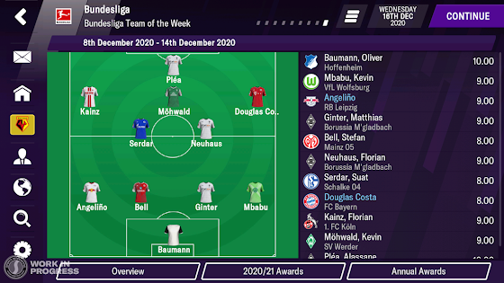 Football Manager 2021 Review sport game