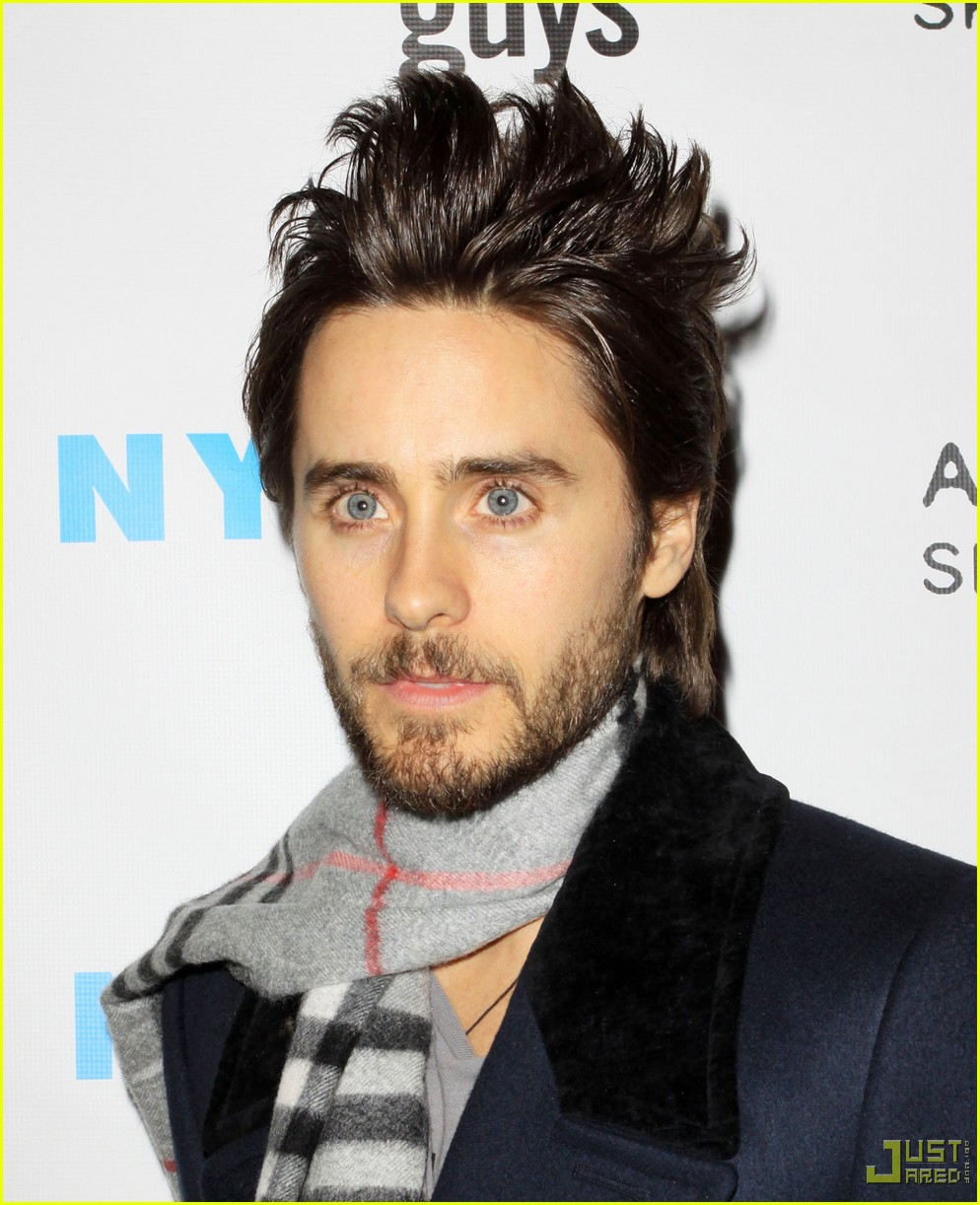 Jared Leto Hairstyle Men Hairstyles Men Hair Styles