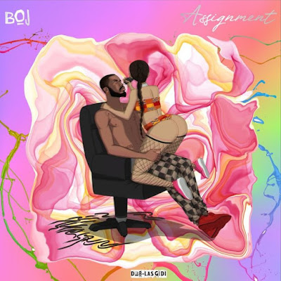 """Nigerian Singer BOJ discharged his latest body of work single entitled """"Assignment"""" produced by GMK."""
