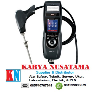 Jual Kimo Kigaz 300 PRO Combustion Gas Analyzer di Surabaya