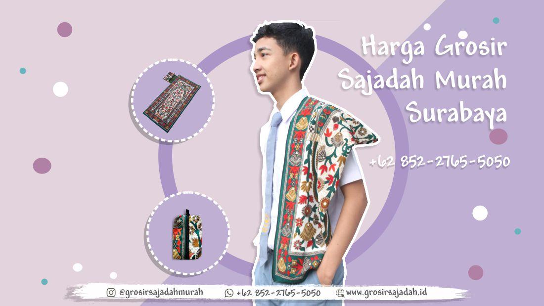 harga grosir sajadah murah Surabaya, +62 852-2765-5050