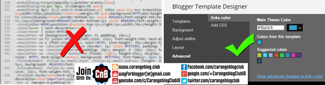 Easy Blog Responsive and SEO Friendly Blogger Template