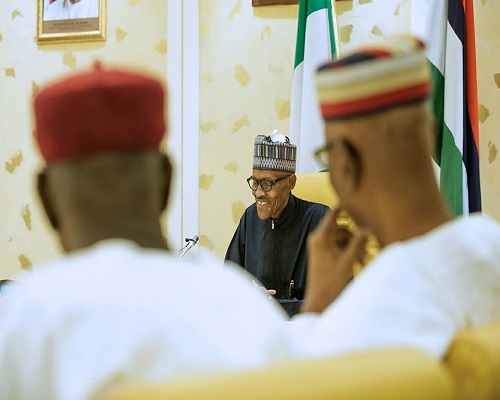 Freshly-Leaked Phone Conversations Indicate Cabal Advised President Buhari To Resign, Proposed Abba Kyari For Vice-President (LISTEN HERE)