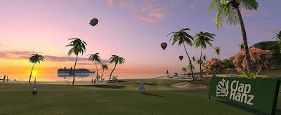 Everybodys Golf Vr Game Screenshot 7