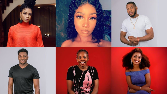 #BBNaija 2019: How Nigerians voted for Tacha, Frodd, Cindy & others