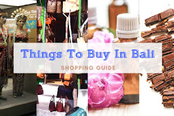 Things to Buy in Bali | Shopping Guide