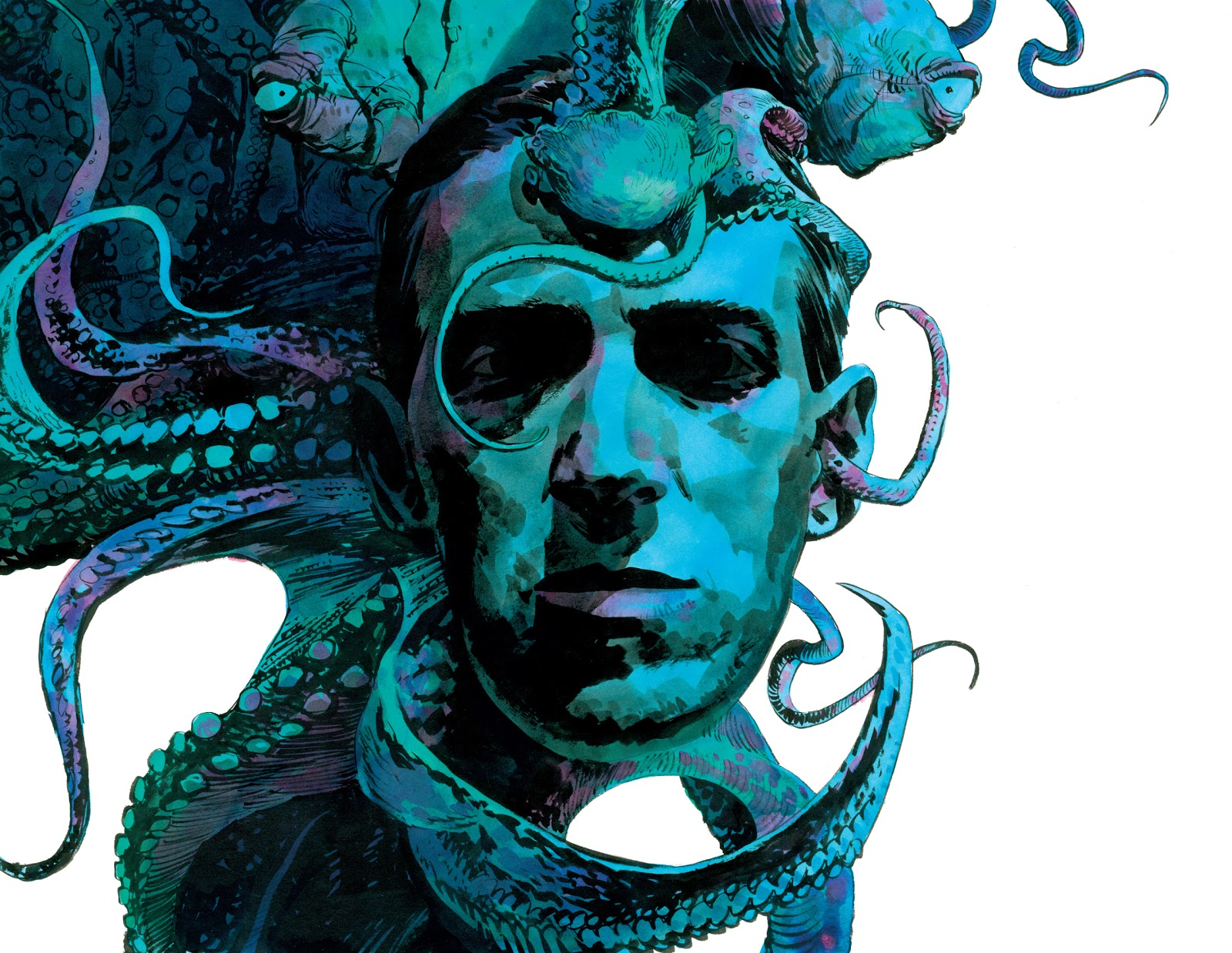 Hp Lovecraft Art Wallpapers: The Art Of Sean Phillips: H P Lovecraft