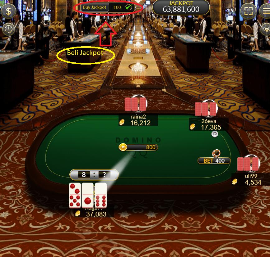 Jackpot Games Gaple Balak Play